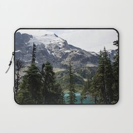 Joffree in Canadas Mountains Laptop Sleeve