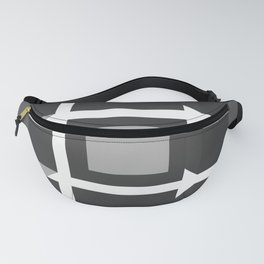 Why not grey? Fanny Pack