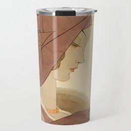 Cloche du Martin - Alberto Vargas Travel Mug