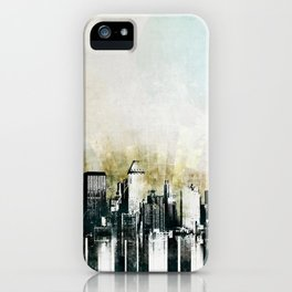 Music of The City iPhone Case