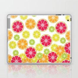Citrus slices Laptop & iPad Skin