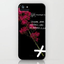 #3 iPhone Case