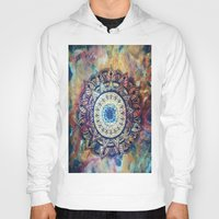 focus Hoodies featuring Focus by Ellie's Art Cave