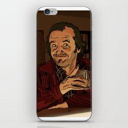 """The Shining - """"I like ya Lloyd.."""" iPhone Skin"""