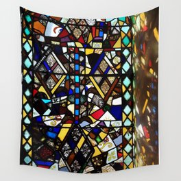 Beauty in Brokenness Andreas 4 Wall Tapestry