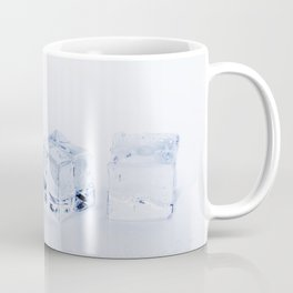 Ice Cubes Coffee Mug