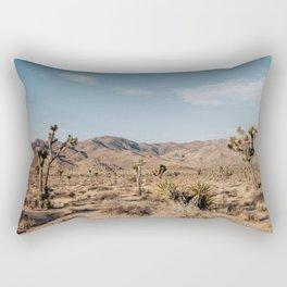 Joshua Tree, CA Rectangular Pillow