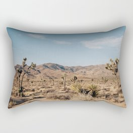 Joshua Tree, CA Rectangular Pillow