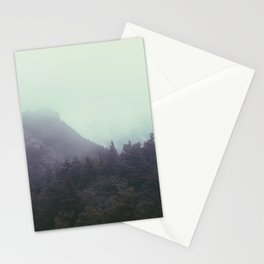 Mountain Fog Stationery Cards