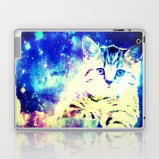 Chill In Space Laptop & iPad Skin