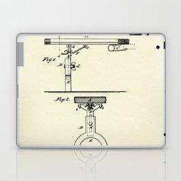 Ironing Boards-1877 Laptop & iPad Skin