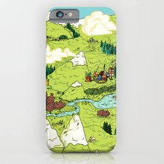 The life in the mountains Slim Case iPhone 6s