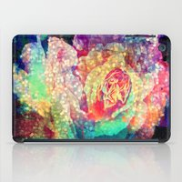 roses iPad Cases featuring Roses by haroulita