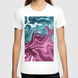 ABSTRACT LIQUIDS XXXI T-shirt