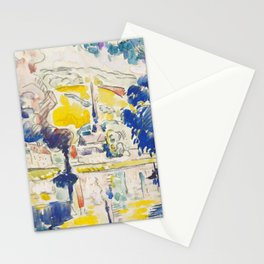 "Paul Signac ""Les Andelys"" Stationery Cards"