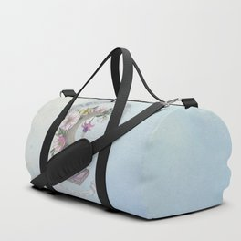 Freedom, Books, Flowers and The Moon Duffle Bag