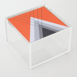 Iglu Flame Acrylic Box