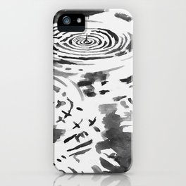 Puddle iPhone Case