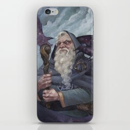 The Whispers of Ravens iPhone Skin