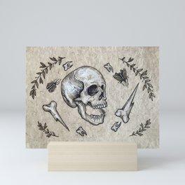 King of Nowhere Mini Art Print