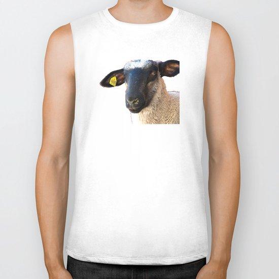 Lamb #0487 Biker Tank