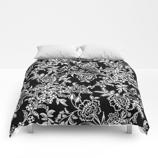 Full Moon Tea Comforters