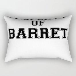 Property of BARRET Rectangular Pillow