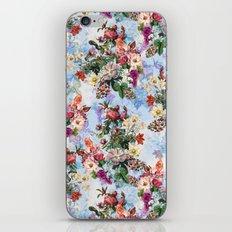 Summer Botanical Garden IX-II iPhone Skin