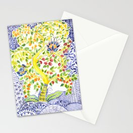 Fruit Tree of Life Stationery Cards