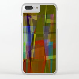 1955 Clear iPhone Case