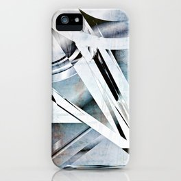 Windows and Masts iPhone Case