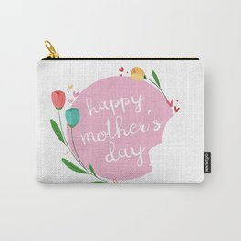 Mothers Day Carry-All Pouch