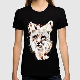 Space Fox no4 T-shirt