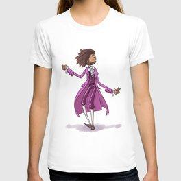 Thomas Jefferson, Ham. Musical Print T-shirt