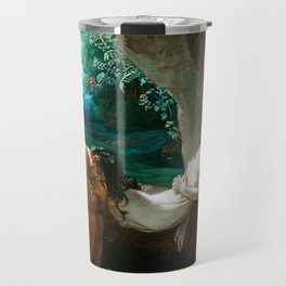 Anne-Louis Girodet de Roucy-Trioson Burial of Atala Travel Mug