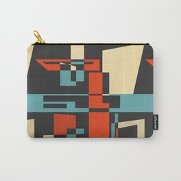 Retro Style 02 Carry-All Pouch