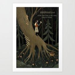 nature-love Art Print