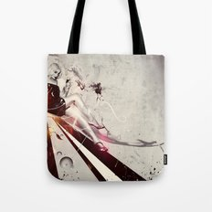 April Tote Bag