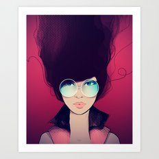 Funkidori Art Print