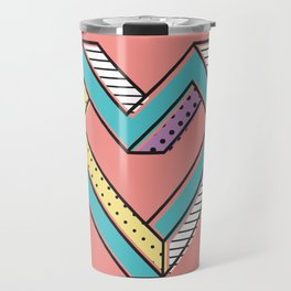 le coeur impossible (nº 2) Travel Mug
