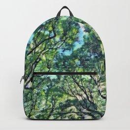 Green noise Backpack