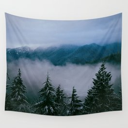 roadside views Wall Tapestry