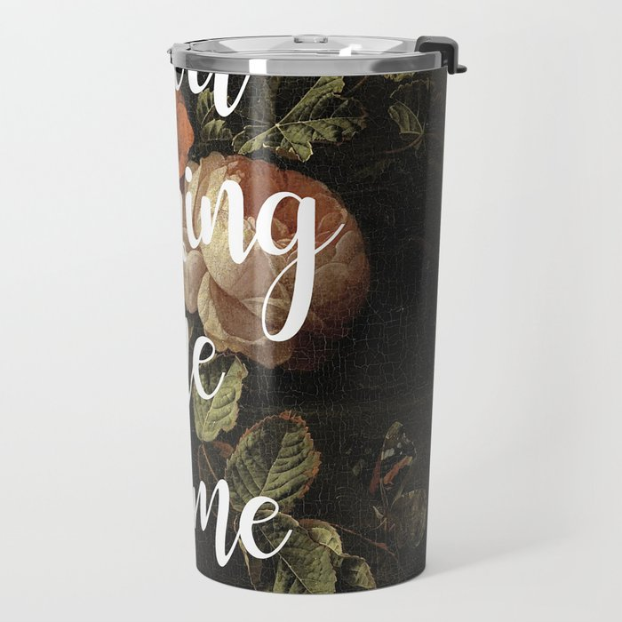 Harry Styles Sweet Creature graphic artwork Travel Mug