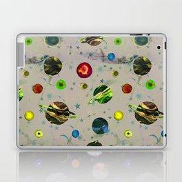 Marble Galaxy Laptop & iPad Skin