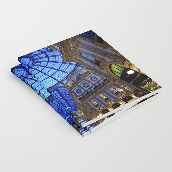 Shoping in Milan Notebook