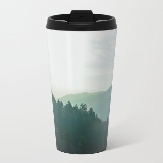 wander forever Metal Travel Mug