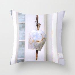 doorbell Throw Pillow