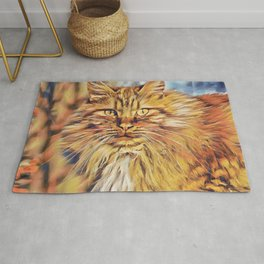 Cute Cat Collection 8 Rug