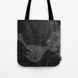 the mole's hyperacidity | black Tote Bag