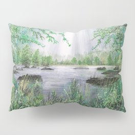 A place for light Pillow Sham
